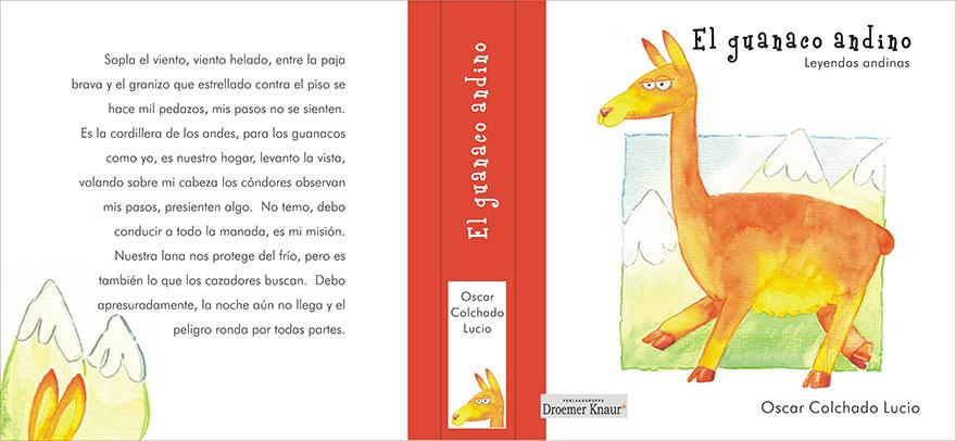 Buchcover: El guanaco andino - Leyendas andinas