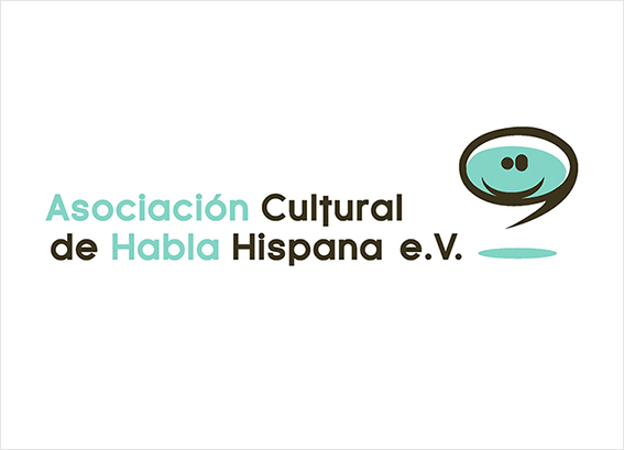 Logo Design Asociación Cultural de Habla Hispana e.V. Spanischsprechender kultureller Verein in Nürnberg