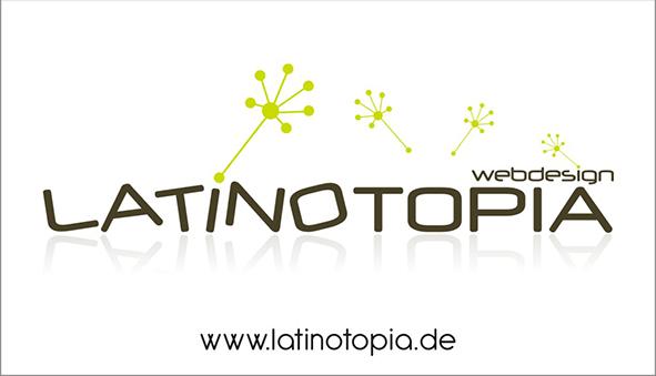 Visitenkarte Latinotopia