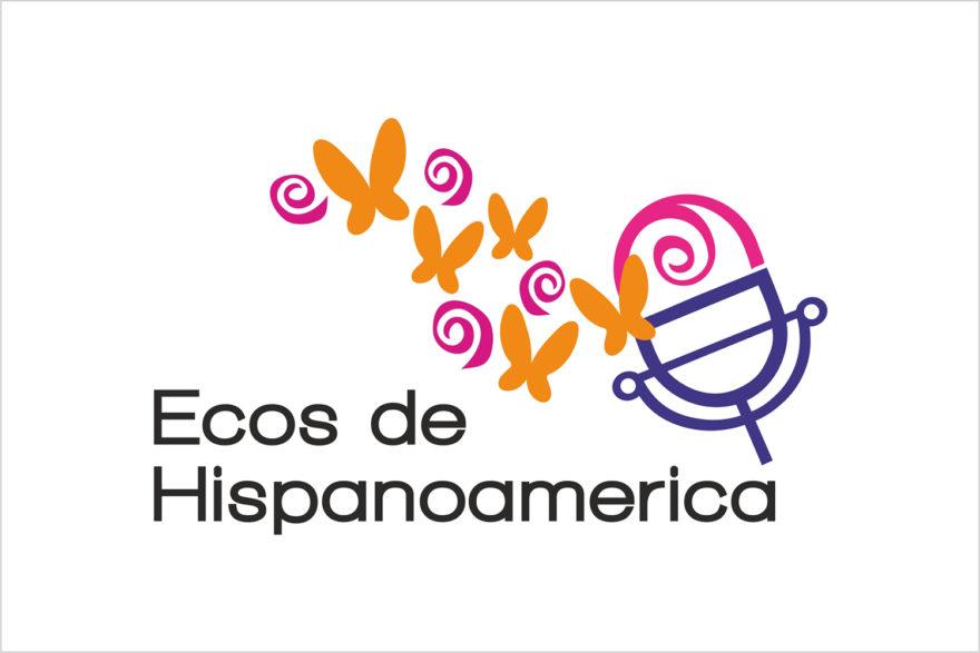Logo: Ecos de Hispanoamerica