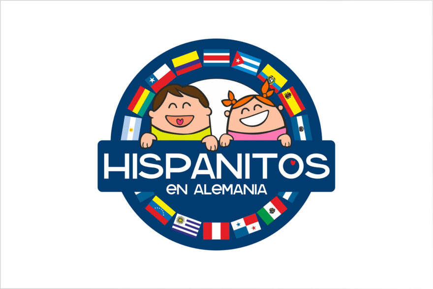 Logo: Hispanitos en el mundo