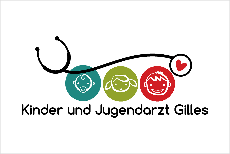 Logo: Arzt Dr. Johannes Gilles