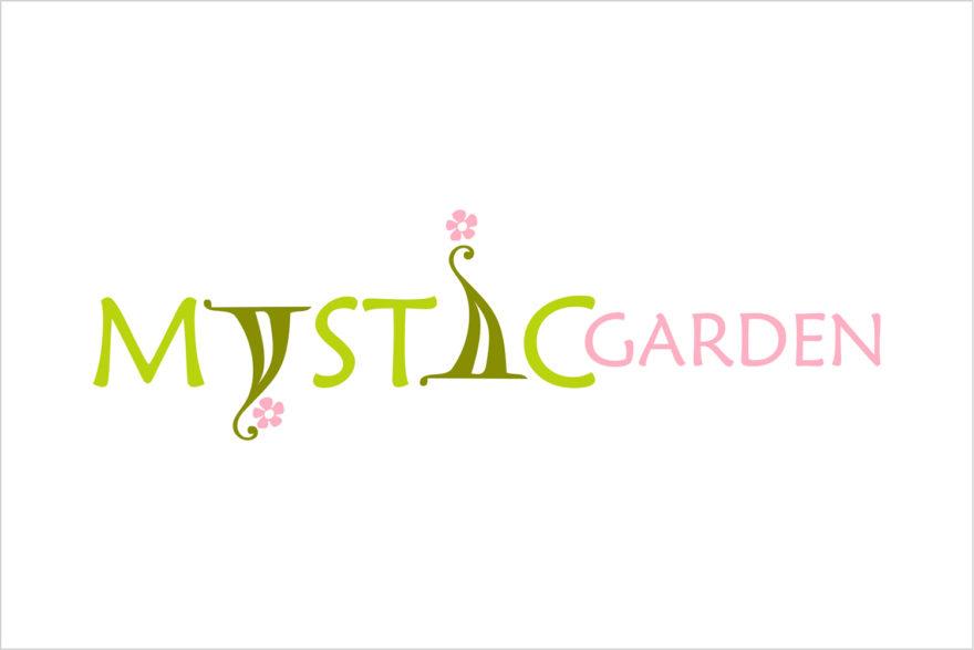 Logo: Mytic Garden