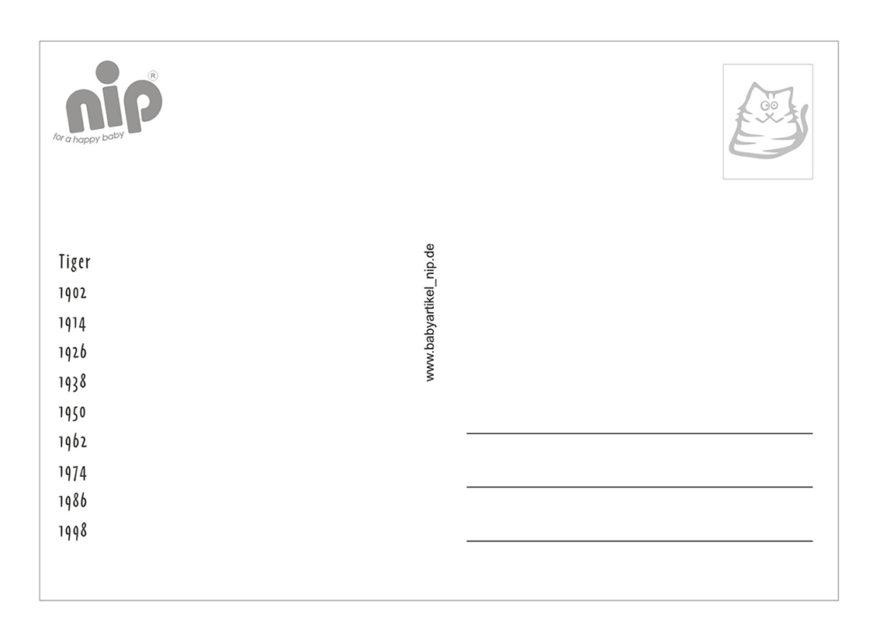 Postkarte: Vorderseite