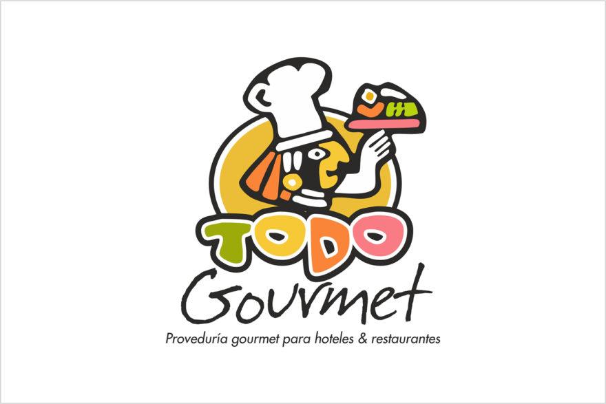Logo: Todo Gourmet