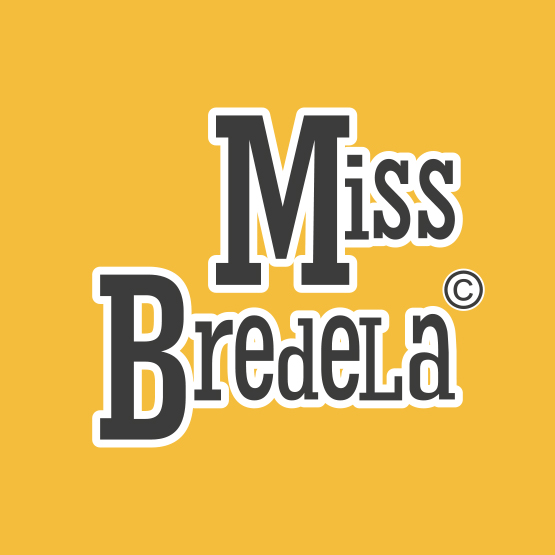 Logo: Miss Bredela